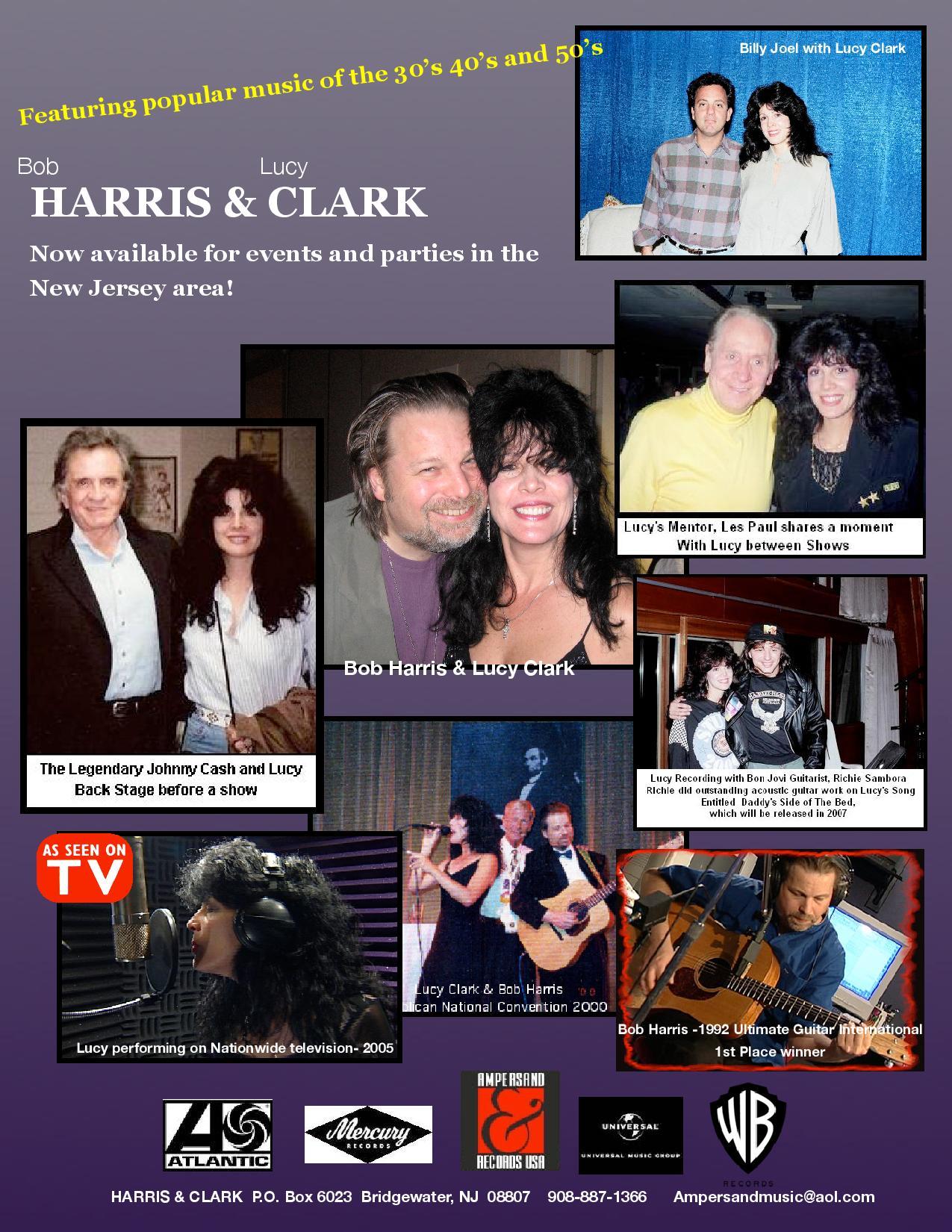 Harris & Clark promo 5